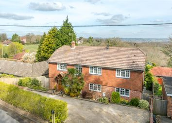 Thumbnail 4 bed detached house for sale in Vicarage Road, Burwash Common, Etchingham