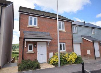 Thumbnail 3 bed property to rent in Churchill Road, Bideford, Devon
