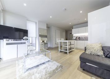 Thumbnail 1 bed flat for sale in Liner House, 16 Admiralty Avenue, Royal Wharf
