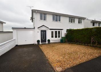 Thumbnail 4 bed semi-detached house for sale in Woodfield Road, Talbot Green, Pontyclun