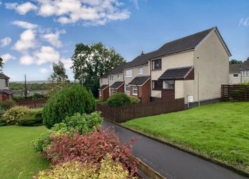 Thumbnail 2 bedroom end terrace house for sale in Garnock Court, Kilbirnie
