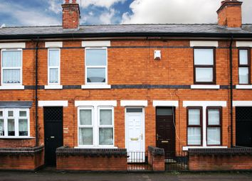 Thumbnail 2 bed terraced house for sale in Hawthorn Street, Allenton, Derby