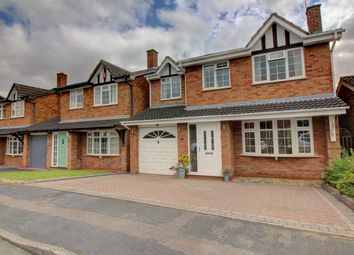 4 bed detached house for sale in Maple Grove, Lichfield WS14