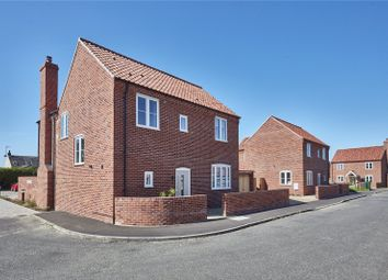3 bed detached house for sale in Plot 13 Priory Mews, Binham, Fakenham, Norfolk NR21