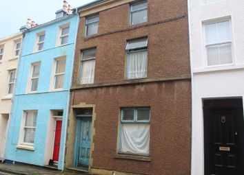 Thumbnail 5 bed property for sale in Mona Street, Peel, Isle Of Man