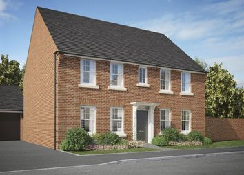 "Thumbnail 4 bed detached house for sale in ""Chelworth"" at Hill Pound, Swanmore, Southampton"