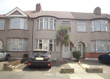 Thumbnail 4 bed terraced house to rent in Reynolds Avenue, Chadwell Heath