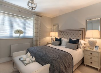 Thumbnail 2 bed flat for sale in Longwater Avenue, Green Park, Reading