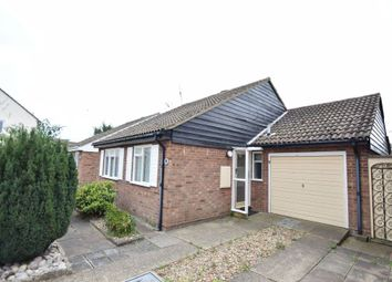 Thumbnail 2 bed semi-detached bungalow for sale in Hendon Close, Clacton-On-Sea