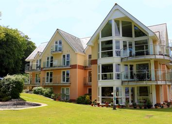 Thumbnail 2 bedroom flat for sale in The Cliffs, Old Teignmouth Road, Dawlish
