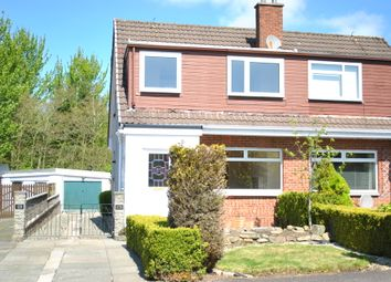 Thumbnail 3 bed semi-detached house for sale in Kepscaith Road, Whitburn
