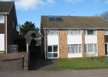 Thumbnail 4 bedroom shared accommodation to rent in Long Meadow Way, Canterbury, Kent
