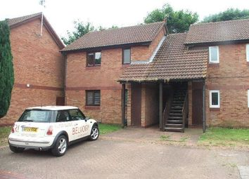 Thumbnail 1 bedroom flat for sale in Swallowfield, Werrington, Peterborough