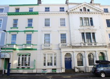Thumbnail 1 bedroom flat for sale in Citadel Road, The Hoe, Plymouth