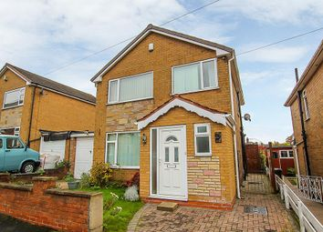 Thumbnail 3 bed detached house for sale in Kennedy Close, Daybrook, Nottingham