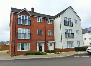 Thumbnail 1 bed flat to rent in Jubilee Drive, Church Crookham, Fleet