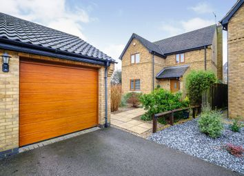 Thumbnail 3 bed detached house for sale in Bestwood Close, Desborough, Kettering