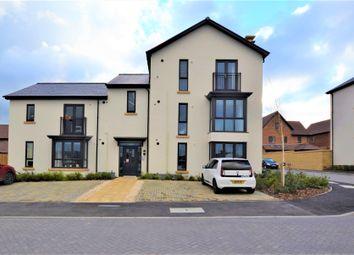 Thumbnail 2 bed flat for sale in Harvest Street, Cheltenham
