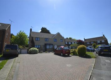 Thumbnail 3 bed property for sale in Walnut Close, Chatham