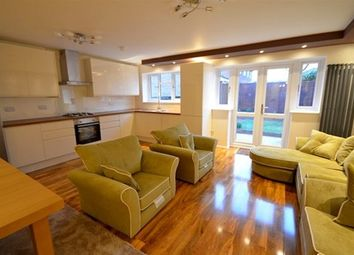 Thumbnail 5 bed property to rent in Churchill Road, Custom House, London