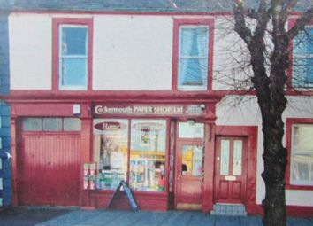 Thumbnail Retail premises for sale in 57- 59 Main St, Cockermouth