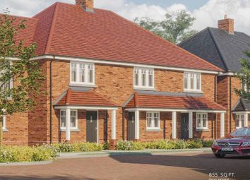 Thumbnail 2 bed end terrace house for sale in Burndell Road, Yapton