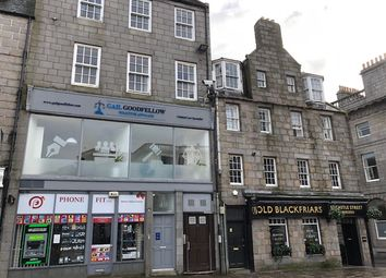 Thumbnail 2 bed flat to rent in Castle Street, City Centre, Aberdeen