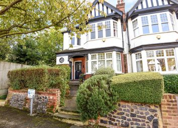 Thumbnail 3 bed flat for sale in Clifton Avenue, Finchley