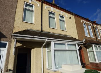 Thumbnail 1 bed flat to rent in Abbey Road, Grimsby