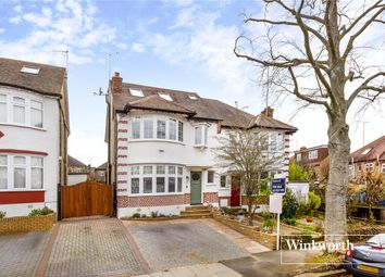Thumbnail 4 bedroom semi-detached house for sale in Fursby Avenue, Finchley, London