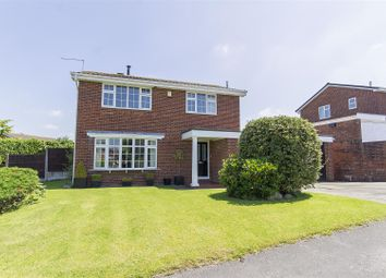 Thumbnail 4 bed detached house for sale in Hoylake Avenue, Walton, Chesterfield