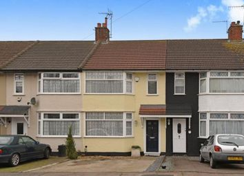 Thumbnail 3 bed terraced house for sale in Highfield Road, Woodford Green, Essex