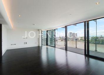 Thumbnail 2 bedroom flat for sale in Merano Residence, London