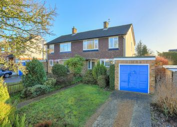 Thumbnail 3 bed semi-detached house for sale in Rowlatt Drive, St. Albans