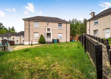 Thumbnail 1 bed flat for sale in Wigtoun Place, The Village, Cumbernauld