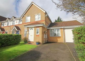 Thumbnail 3 bed end terrace house for sale in Pytt Field, Harlow