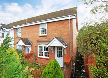 Thumbnail 2 bed end terrace house to rent in Dando Drive, Marlborough