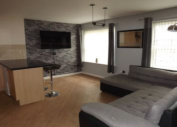Thumbnail 2 bed flat to rent in Grosvenor Road, Westoe, South Shields