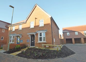 Thumbnail 3 bed semi-detached house to rent in Chalk Down, The Causeway, Petersfield