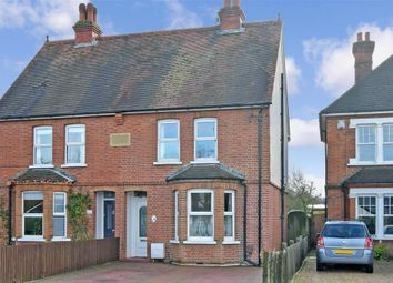 3 bed semi-detached house for sale in Barnett Wood Lane, Leatherhead, Surrey KT22