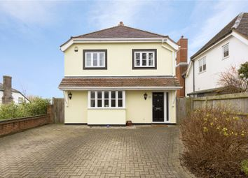 Thumbnail 4 bed detached house for sale in High Road, North Weald, Epping, Essex