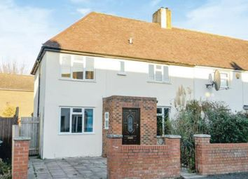 Thumbnail 4 bed end terrace house for sale in Fullers Avenue, Tolworth, Surbiton