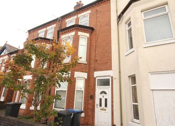 Thumbnail 1 bed flat to rent in Hill Street, Hinckley, Leicestershire