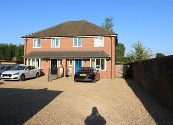 Thumbnail 3 bed semi-detached house for sale in Peterborough Road, Crowland, Peterborough, Lincolnshire