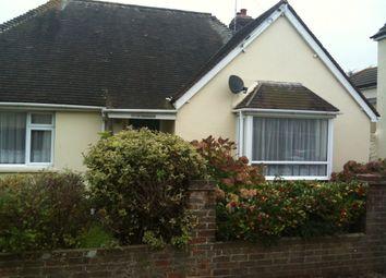 Thumbnail 2 bed bungalow to rent in Scott Street, Bognor Regis