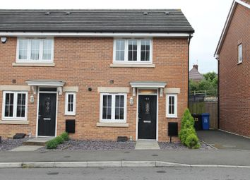 Thumbnail 3 bedroom terraced house for sale in Horse Chestnut Close, Chesterfield