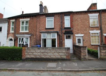 Thumbnail 3 bedroom terraced house for sale in Spring Terrace Road, Burton-On-Trent