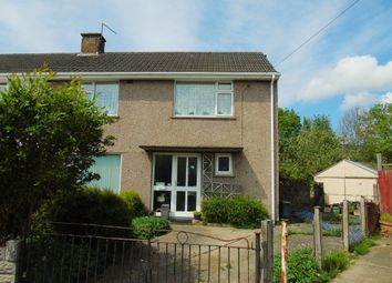 Thumbnail 3 bedroom semi-detached house for sale in Byrd Crescent, Penarth