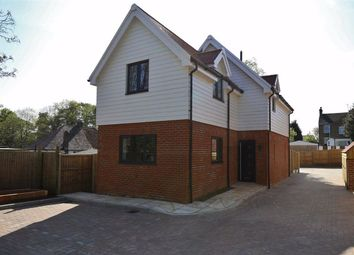 Thumbnail 3 bed detached house for sale in The Landway, Borough Green, Sevenoaks