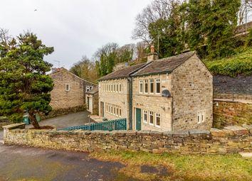 Thumbnail 3 bed cottage for sale in Carr Lane, Slaithwaite, Huddersfield